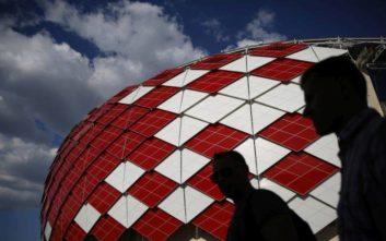 «Αστακός» το γήπεδο της Σπαρτάκ για το ματς με ΠΑΟΚ