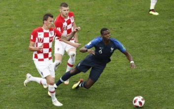 Τίτλοι τέλους στην εθνική Κροατίας για τον Μάντζουκιτς