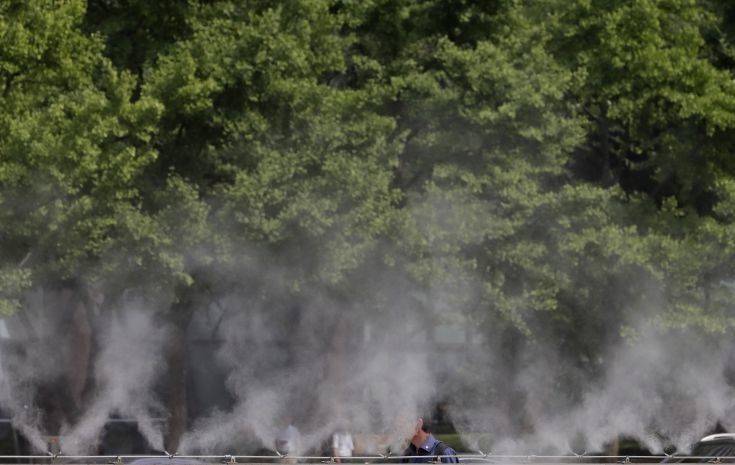 Κύμα καύσωνα προκαλεί καταστροφές στις καλλιέργειες στη Βόρεια Κορέα