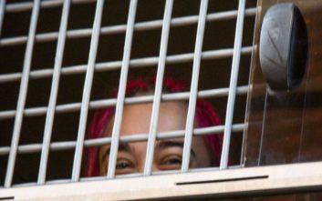 Σε κατ' οίκον περιορισμό 18χρονη Ρωσίδα που κατηγορείται για εξτρεμιστική δράση
