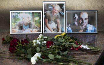 Η ληστεία πιθανότερο κίνητρο της δολοφονίας των τριών Ρώσων δημοσιογράφων