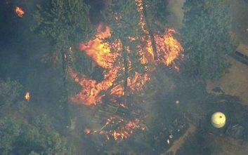 Αυστραλός καθηγητής: Η Ελλάδα απειλείται με περισσότερες ακραίες πυρκαγιές