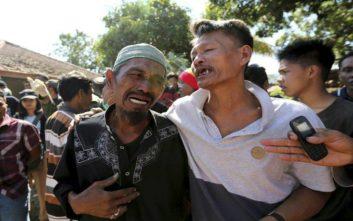 Στους 319 οι νεκροί από τον σεισμό στην Ινδονησία