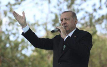 Ο Ερντογάν εγκαινίασε νοσοκομείο - υπερπαραγωγή που στοίχισε 1 δισ. ευρώ
