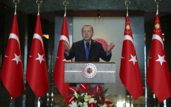 Ερντογάν: Οι ΗΠΑ μας το παίζουν στρατηγικός εταίρος και μας μαχαιρώνουν πισώπλατα