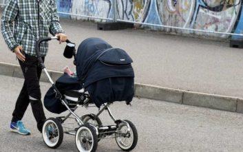 Τα μωρά στα καροτσάκια είναι εκτεθειμένα στην ατμοσφαιρική ρύπανση