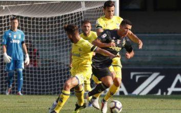 Οι πρώτες στιγμές του Κριστιάνο Ρονάλντο στη Serie A