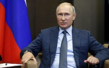 Αυτό είναι το ετήσιο εισόδημα του Ρώσου προέδρου, Βλαντιμίρ Πούτιν