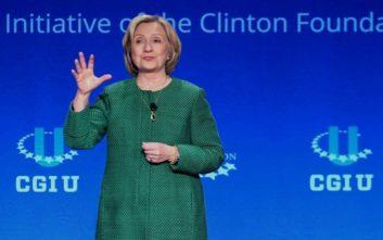 Η νέα απασχόληση της Χίλαρι Κλίντον