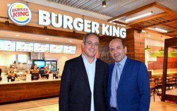 Τα Burger King μπαίνουν στην Ελλάδα μέσα από τα αεροδρόμια της Fraport Greece