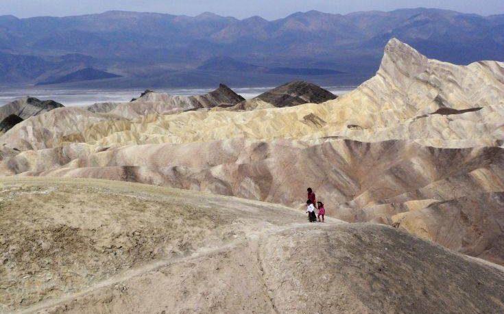 Παγκόσμιο ρεκόρ ζέστης τον Ιούλιο στην «Κοιλάδα του Θανάτου»