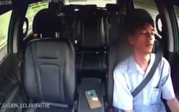 Κοιμήθηκε για 40 δευτερόλεπτα πάνω στο τιμόνι και η κατάληξη εκπλήσσει
