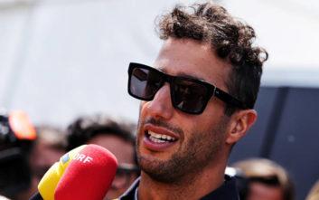 Στη Renault Sport F1 Team ο Ντάνιελ Ρικιάρντο
