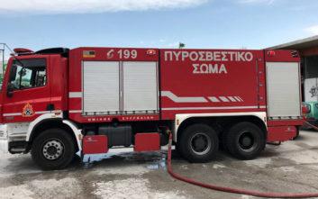 Σε καλό επίπεδο προετοιμασίας για τη φετινή αντιπυρική περίοδο η Θεσσαλονίκη