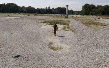 Πέντε νεκροί στη Γένοβα από τον καύσωνα