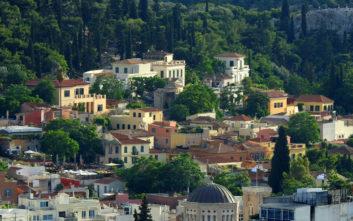 Αναφιώτικα, η νοσταλγική γωνιά της Αθήνας