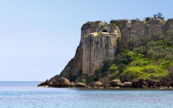 Το φρούριο που κατοικείται μέχρι σήμερα