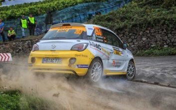 Μία στις τρεις συμμετοχές στο Ράλι Γερμανίας είναι με Opel Adam