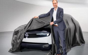 Μία πρώτη γεύση της νέας σχεδιαστικής φιλοσοφίας της Opel