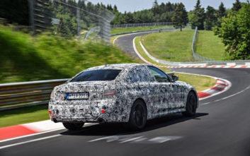 Στην «Πράσινη Κόλαση» η νέα BMW Σειρά 3 Sedan