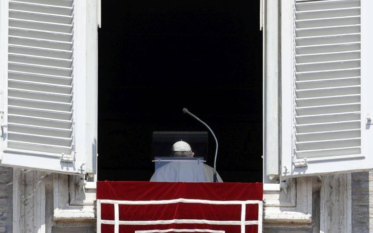 Πάπας Φραγκίσκος: Να ξεριζωθεί η κουλτούρα του θανάτου