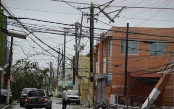 Πόσα είναι τα επίσημα θύματα του τυφώνα «Μαρία» στο Πουέρτο Ρίκο