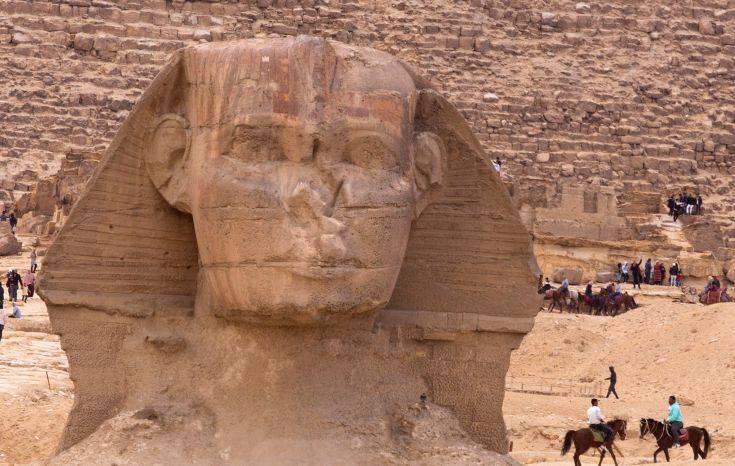 Δεύτερη αρχαία Σφίγγα ισχυρίζονται ότι ανακάλυψαν στην Αίγυπτο