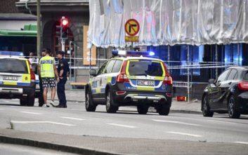 Η σουηδική αστυνομία σκότωσε άνδρα που κρατούσε ένα ψεύτικο όπλο