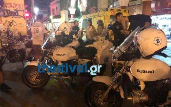 Νεκρός νεαρός άνδρας στη Θεσσαλονίκη που έπεσε σε αίθριο πολυκατοικίας