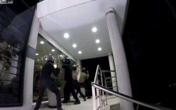 Ο Ρουβίκωνας εξηγεί γιατί έκανε την επίθεση στα γραφεία του ομίλου Μυτιληναίου