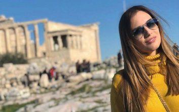 Οι διακοπές της κόρης του Ζόραν Ζάεφ στην Κέρκυρα