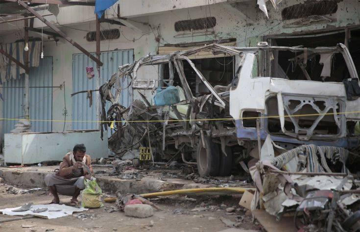 Στους 51 οι νεκροί από την επίθεση κατά λεωφορείου στην Υεμένη