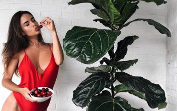 Η Carolina Rosini και οι «καρποί» των κόπων της