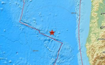 Ισχυρός σεισμός στο Όρεγκον των ΗΠΑ
