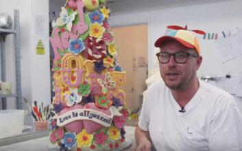 Οι τούρτες που κοστίζουν πάνω από 2.000 ευρώ