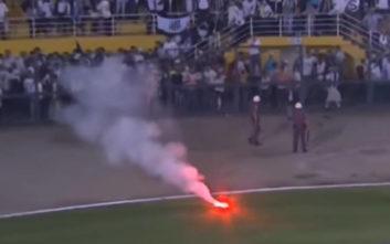 Ο απίθανος λόγος για τα σοβαρά επεισόδια σε αγώνα του Κόπα Λιμπερταδόρες