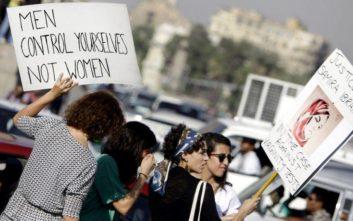Σάλος στην Αίγυπτο από τις καταγγελίες για σεξουαλική παρενόχληση γυναικών