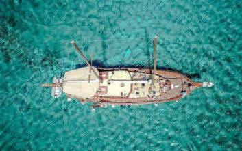 Η κρουαζιέρα που πρέπει να κάνετε στα νερά του Σαρωνικού