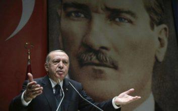 Ερντογάν: Δεχόμαστε οικονομική επίθεση μετά από δηλώσεις που έγιναν από τις ΗΠΑ