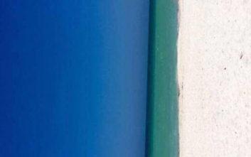 Είναι μια θάλασσα ή μια πόρτα;