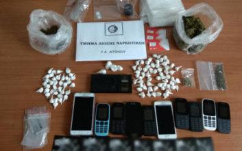 Πώς δρούσε η οργάνωση που διακινούσε ναρκωτικά στην Αιτωλοακαρνανία