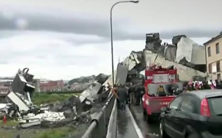 Νίκαια και Κάννες προσφέρουν βοήθεια στους Ιταλούς διασώστες στη Γένοβα
