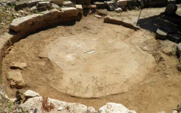 Αυτό είναι το σπουδαίο εύρημα του 4ου αιώνα στο Μικρό Θέατρο της Αμβρακίας