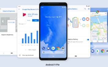 Κυκλοφόρησε το νέο Android 9 Pie της Google
