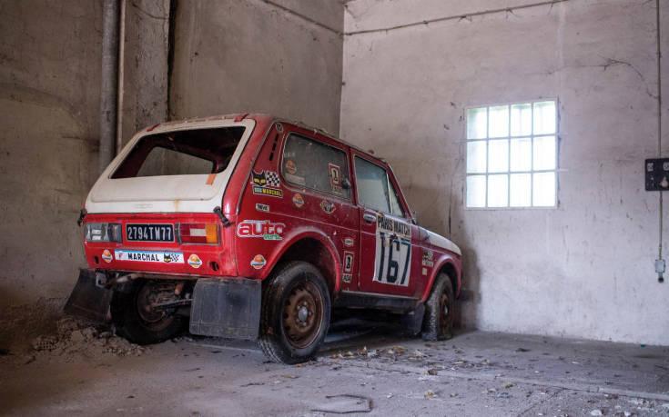 Το Lada Niva που μπορεί να «πιάσει» μέχρι και 83.000 ευρώ