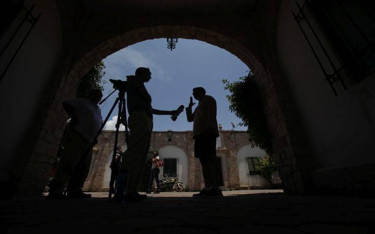 Ακόμα ένας δημοσιογράφος δολοφονήθηκε στο Μεξικό