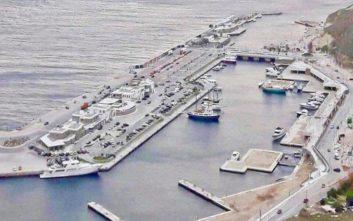 Επιδότηση 3,5 εκατ. ευρώ από το ΕΣΠΑ για το λιμάνι της Μυκόνου