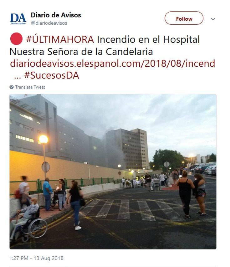 Σκηνές χάους και πανικού σε νοσοκομείο στην Ισπανία
