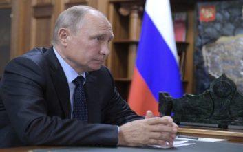 Προειδοποίηση Πούτιν για «σοβαρές συνέπειες» μετά τη διαίρεση ορθόδοξων Εκκλησιών