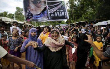 Απορρίπτει η Μιανμάρ την έκθεση του ΟΗΕ για εγκλήματα κατά των Ροχίνγκια